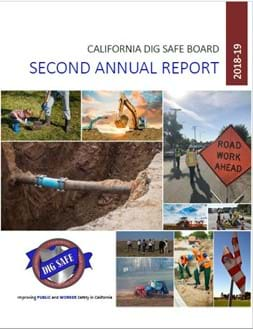 Cover of Second Annual Report to the Governor and Legislature