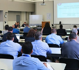 Image of Dig Safe Board Annual Education & Outreach Meeting in Los Angeles
