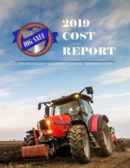 Cover of 2019 Cost Report